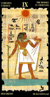 таро - Символы в Египетском Таро 9