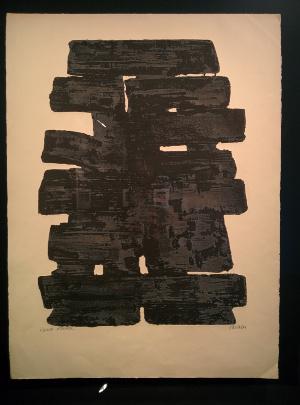 L'art contemporain Soulages