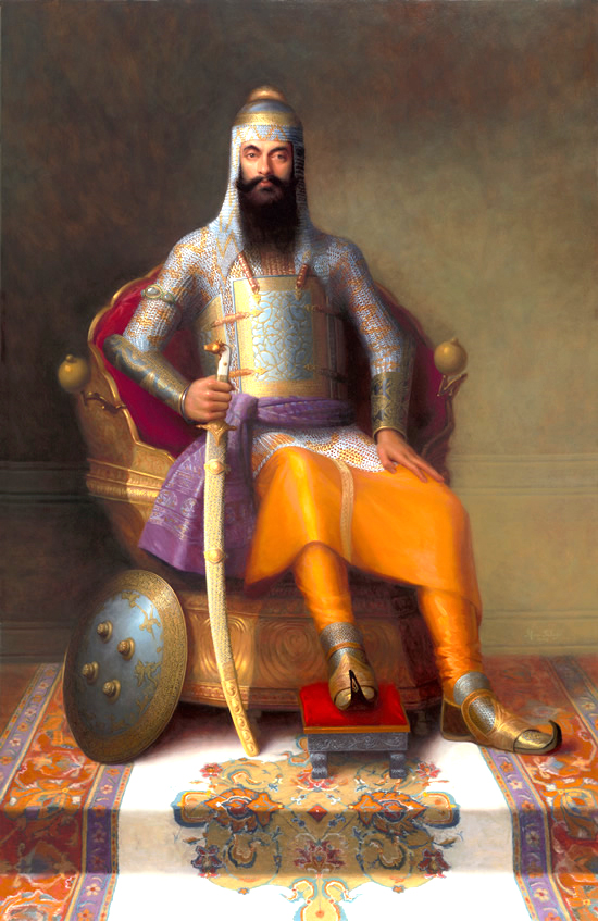 [Jeu] Association d'images - Page 3 Maharaja_ranjit_singh_kingdom_big