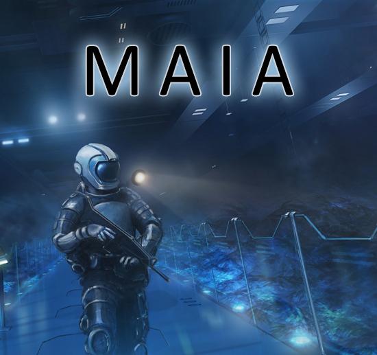 Maia HydroponicsLogo