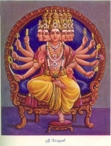 முருக பெருமானின் அழகிய படங்கள் - Page 2 Senaani