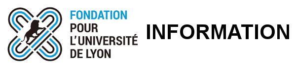 Conférences de la Fondation pour l'Université de Lyon : L'eau en Rhône-Alpes Interface_topBandeau113