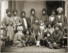 La Guerre des Images contre Islam Sher_Ali_Khan_and_company_of_Afghanistan_in_1869