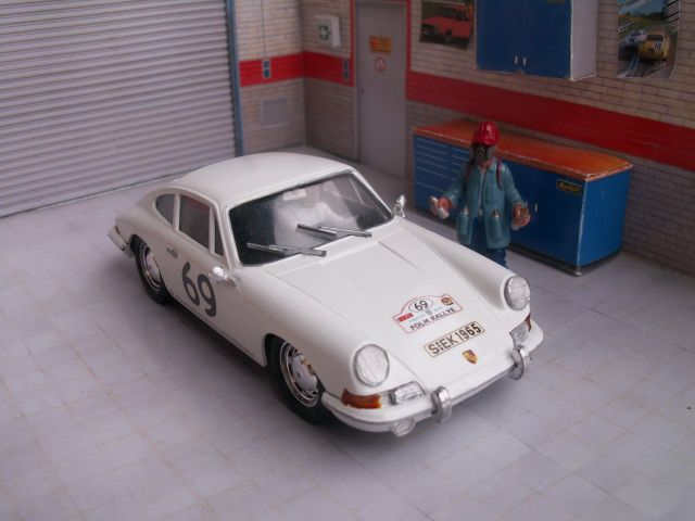 Porsche 911S 1965, kit ARII 911-garage-01