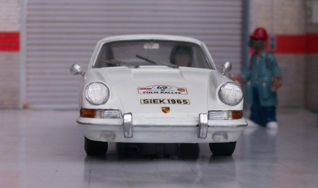 Porsche 911S 1965, kit ARII 911-garage-05