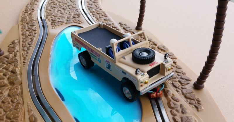 Land Rover du FOLM Dakar Lr8