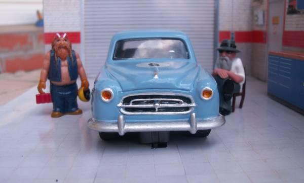 Mon auto pour le rallye classique du FROL (Peugeot inside) 403-03