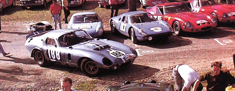 Cobra Daytona TopSlot,  Tour de France 1964 188