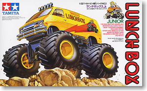 Wild Willy Jr Lunchbox