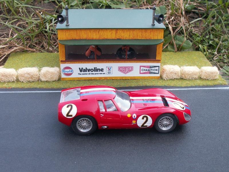 Maserati Tipo 151/3 - LM64 Maserati-151-lm64-10