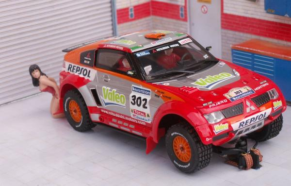 TT, Tout Terrain, Off Road, Rallye Raid, etc. Scx-pajero