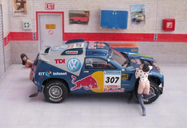 TT, Tout Terrain, Off Road, Rallye Raid, etc. Scx-touareg