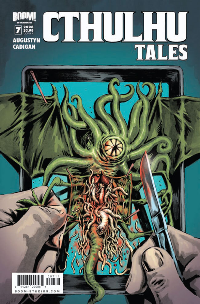 [Literatura] Mega post Lovecraft Cthulhu_Tales_07_rev-1