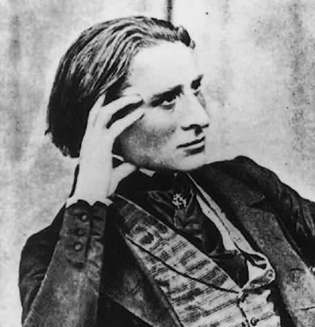 C'EST ARRIVE AUJOURD'HUI .......... il y a longtemps ! Liszt