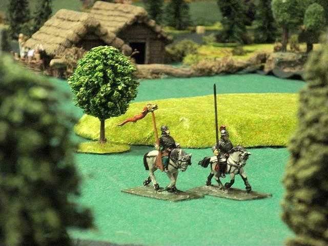 La vengeance de la vengeance d'Owein map Riwalaon QueteGraal