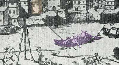 chalands de la loire sous ancien régime BacTrailleRoanne1695