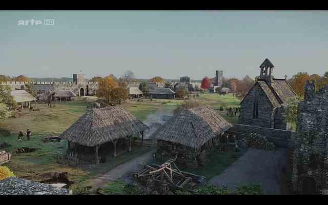 Arte : la conversion des Vikings GuillaumeChateauCaen