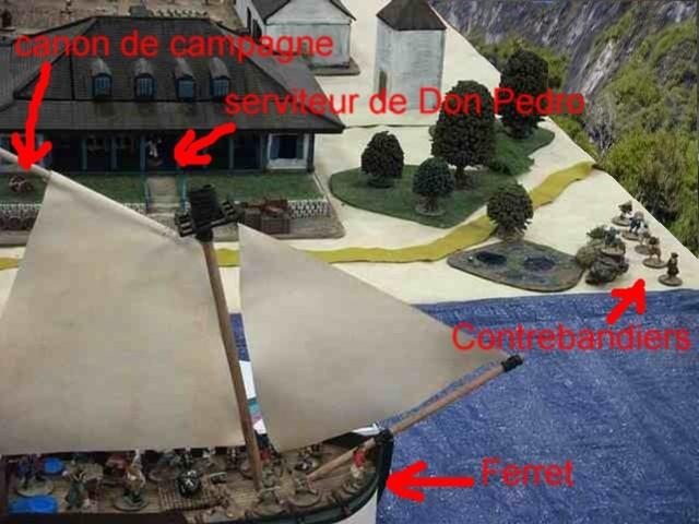 Pillage et contrebande sur la plantation/comptoir des caraïbes PillageContrebandePirates006