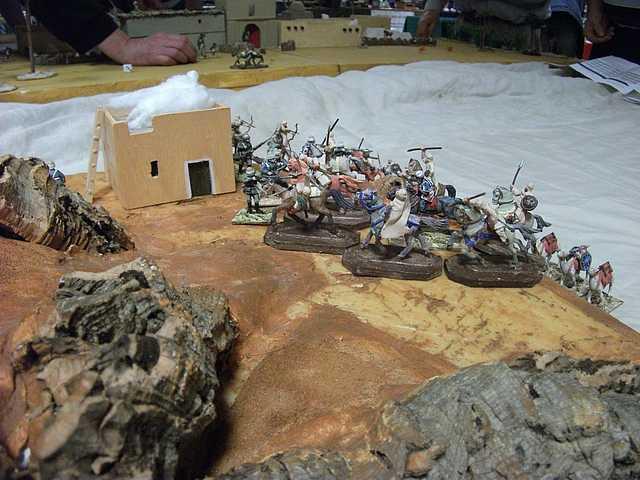 La bataille de Kordouf : escarmouche sur le Nil ! MahdisteCarreCamelCorps0002