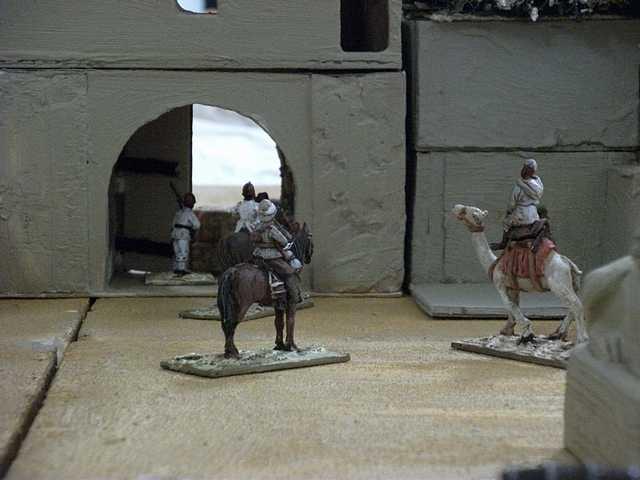 La bataille de Kordouf : escarmouche sur le Nil ! PilleurTombeauFuitePort16