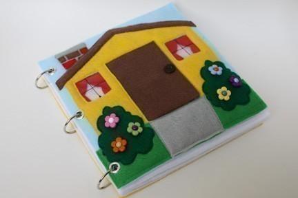Мастер-класс. Развивающая книга для детей 30304629dd086d500368bc854115d45a