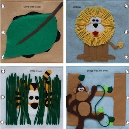Мастер-класс. Развивающая книга для детей Ab39bf674cff0acc097311887f925bdb