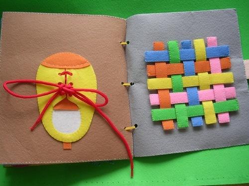 Мастер-класс. Развивающая книга для детей 351d64d3a13382cd5e29aa79df43d7cf