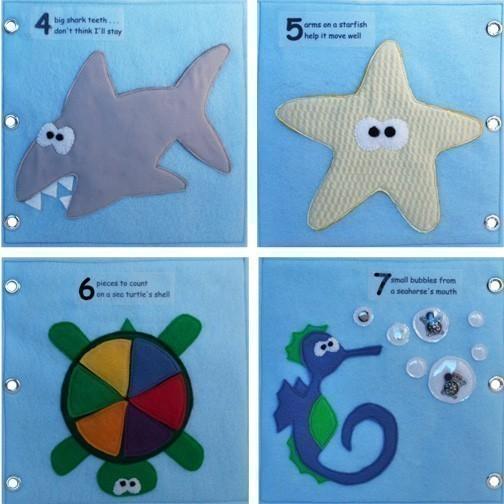 Мастер-класс. Развивающая книга для детей Da5b5edf376e3e96b688b8e0e0380c20