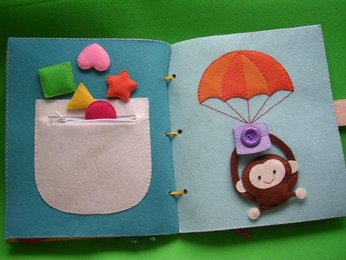 Мастер-класс. Развивающая книга для детей Da2a3732fb99bf4c84f59a1bc4eeddaa