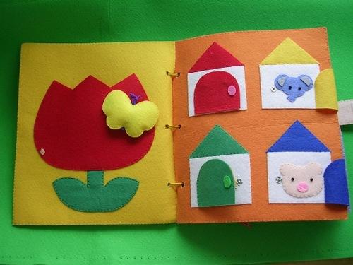 Мастер-класс. Развивающая книга для детей 0235190ae08e6a21a666c2b16ea9ff48