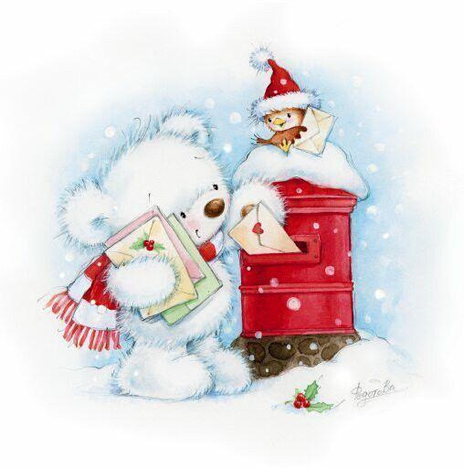 Echange de Noël  -  ***  Echange terminé *** - Page 2 Ab3b4aef