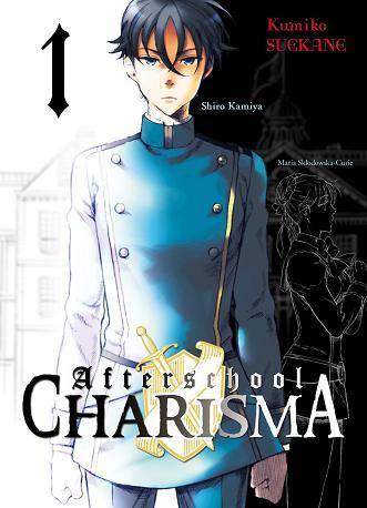 [MANGA] Afterschool Charisma (Houkago no Charisma) Afterschool-charisma-manga-volume-1-simple-47850