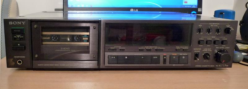 Pioneer CTF 1000 y SA 9500 K777ES16