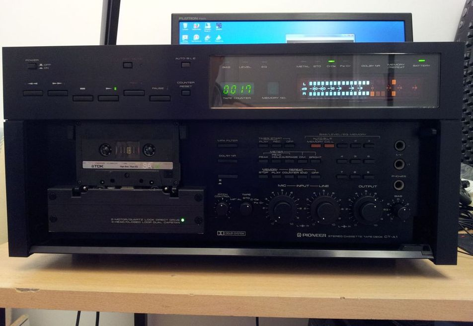PIONEER CT-A1 Pioneer_CT-A1_12