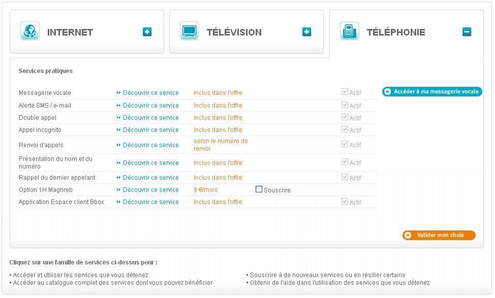 activer /désactiver double appel  Services_telephonie