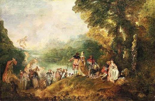 gabriel 9ème semaine Watteau.cythere
