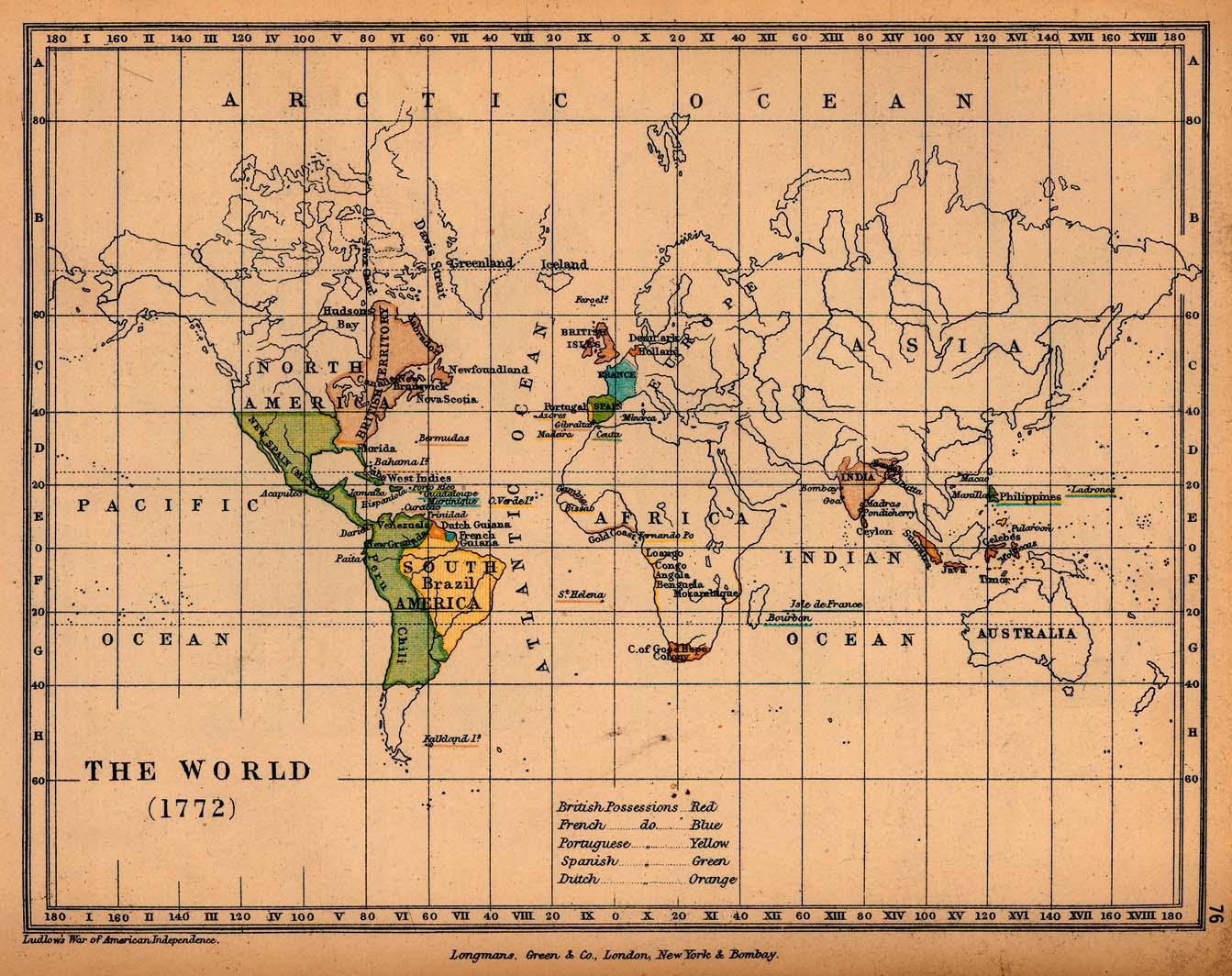 Stare geografske mape i karte Mapa-del-Mundo-1772-3