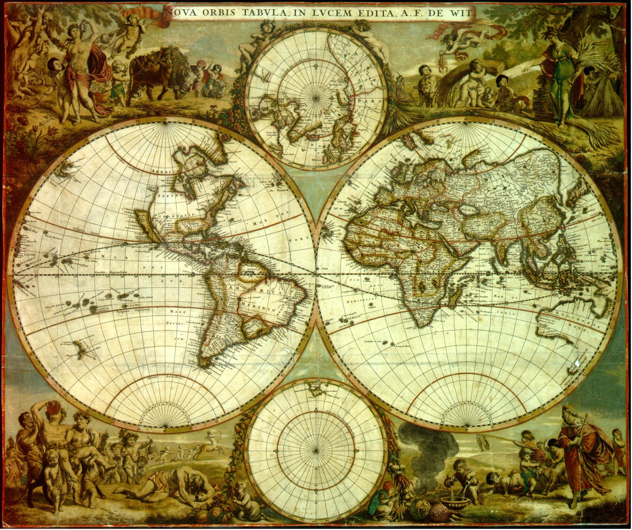 Stare geografske mape i karte Mapa-del-Mundo-Nova-Orbis-Tabula-1662-59