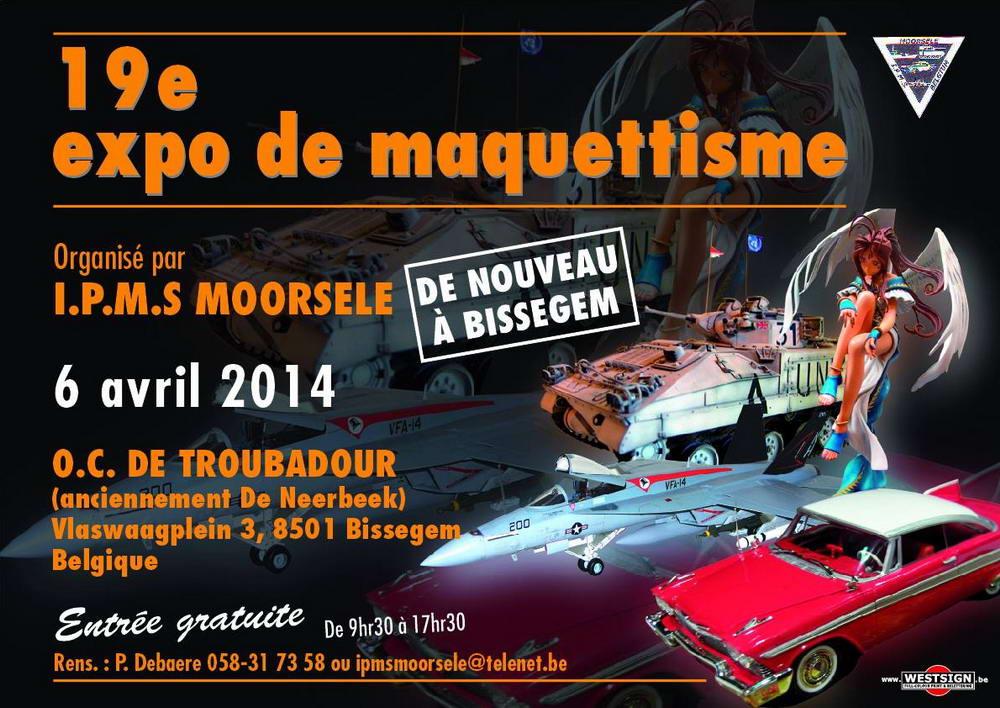 Expo IPMS Moorsele (Belgique, près Lille) le 6 avril 14 Expo2014_fr