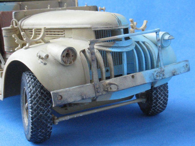 peinture - Chevrolet du LRDG - La peinture (07/10) - Page 3 LRDG%2055