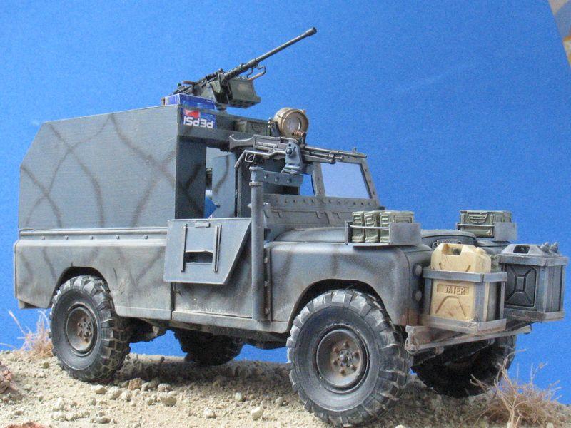 "GB "" Les Mercenaires"" Land-54"