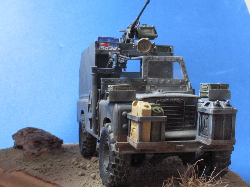 "GB "" Les Mercenaires"" Land-55"