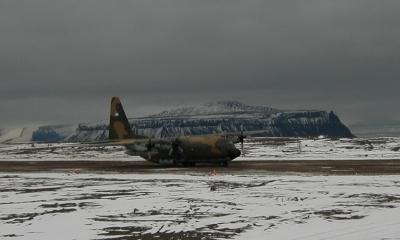 Otra Evacuación Aeromédica de la Escuadrilla Antártica de Vuelo Normal_medevac03