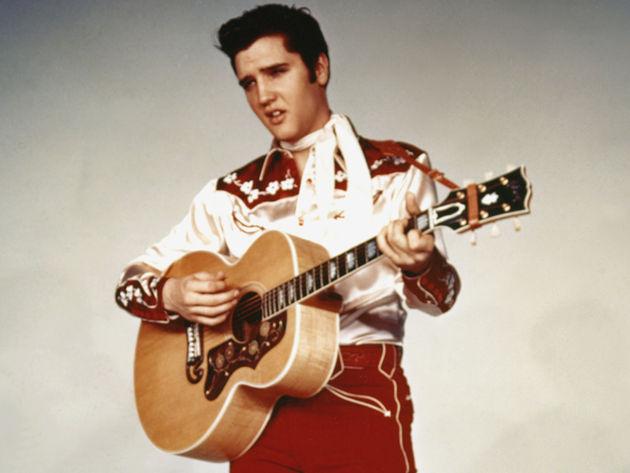 gibson J200 Elvis