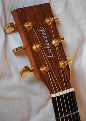 Lakewood M14 CP (guitare vendue) Tet