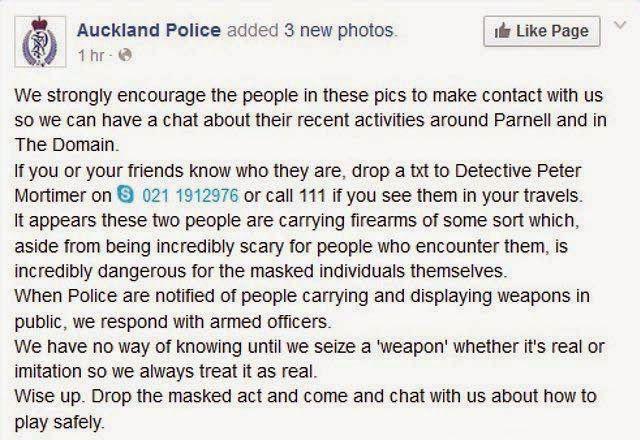 Los enmascarados de Nueva Zelanda Policia-nueva-zelanda-enmascarados-2
