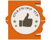 Cómo he fracasado y he tenido éxito saliendo de la zona de confort Badge-coaching-tip