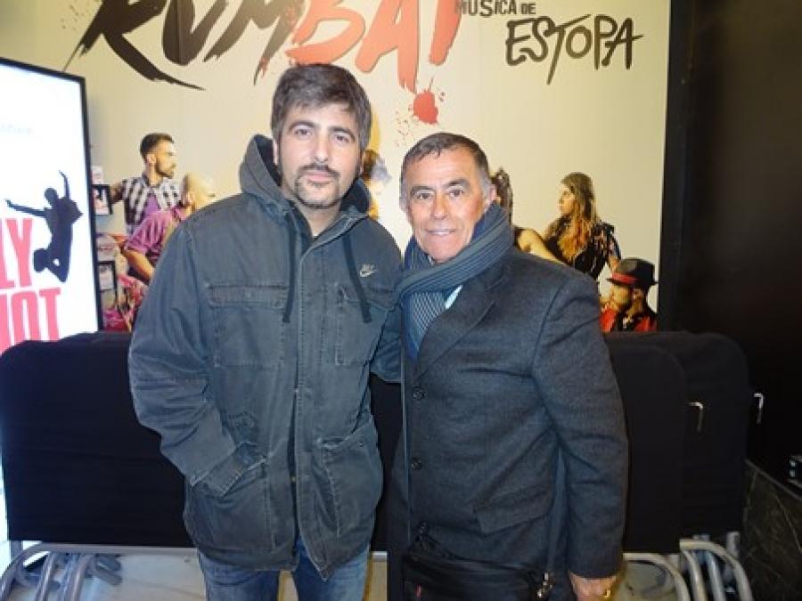 ¿Cuánto miden los Estopa? (David Muñoz y José Muñoz) - Altura 4bf14caa10fe139ac24ea05b35b7b8f6_XL