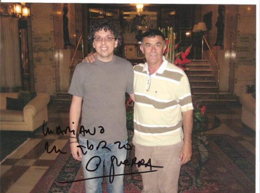 ¿Cuánto mide Mariano y los famosos? (Cazafotos) - Altura 66121bc28c9d23f8a6cd26cc53117b58_XL