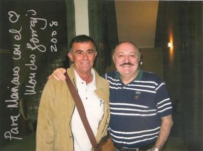 ¿Cuánto mide Mariano y los famosos? (Cazafotos) - Altura Ad8de5425148aa32777950338f4d11f6_M